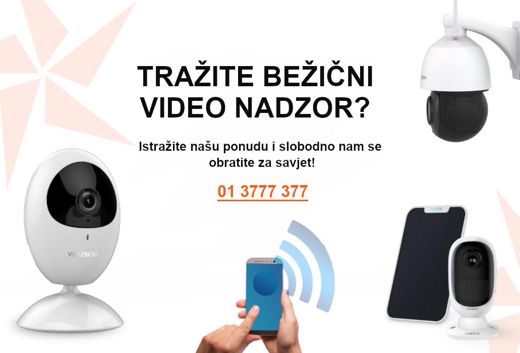 Bežični video nadzor