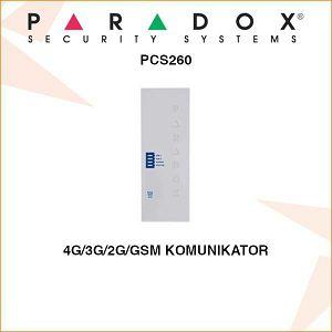 PARADOX 4G/3G/2G/GSM KOMUNIKATOR PCS260