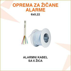 ALARMNI SECURITY KABEL