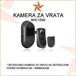 BATERIJSKA KAMERA ZA ŠPIJUNKU/VRATA