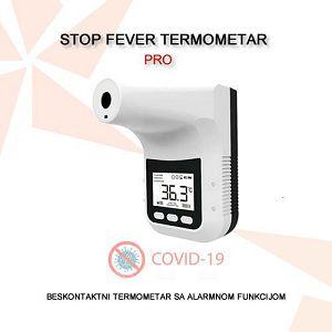 STOP FEVER PRO- COVID 19 TERMOMETAR SA ALARMOM I STALKOM