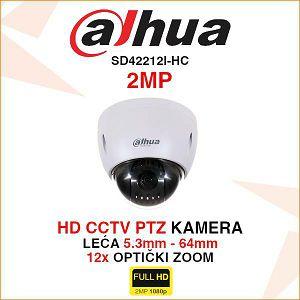 DAHUA 2MP PTZ KAMERA SD42212I-HC