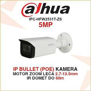 DAHUA 5MP IP BULLET KAMERA ZA VIDEONADZOR IPC-HFW2531T-ZS