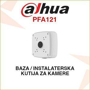 DAHUA BAZA / POSTOLJE ZA NADZORNE KAMERE DH-PFA121