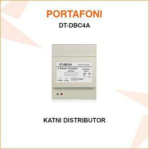 DODATNI MODUL KATNI DISTRIBUTOR DT-DBC4A