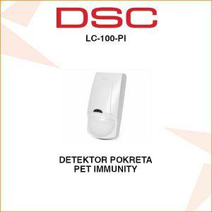 DSC DETEKTOR POKRETA LC-100-PI