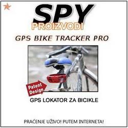 GPS LOKATOR ZA BICIKL