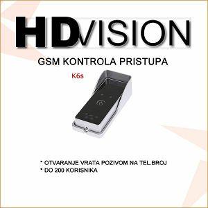 GSM KONTROLA PRISTUPA