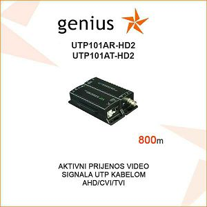 HD AKTIVNI VIDEO BALUN-PAR