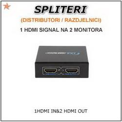 HDMI RAZDJELNIK 1NA2 - LKV313