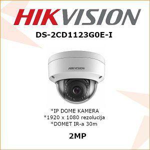 HIKVISION 2MP IP 4mm KAMERA ZA VIDEO NADZOR DS-2CD1123G0E-I