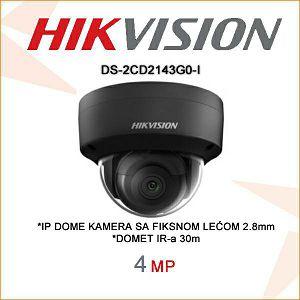 HIKVISION 4MP IP KAMERA ZA VIDEO NADZOR DS-2CD2143G0-I