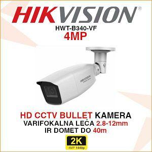 HIKVISION 4MP KAMERA ZA VIDEONADZOR HWT-B340-VF