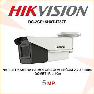 HIKVISION 5MP BULLET KAMERA