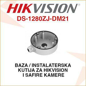 HIKVISION BAZA / POSTOLJE ZA KAMERE DS-1280ZJ-DM21