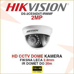 HIKVISION KAMERA DS-2CE56D0T-IRMMF 2MP 2.8mm