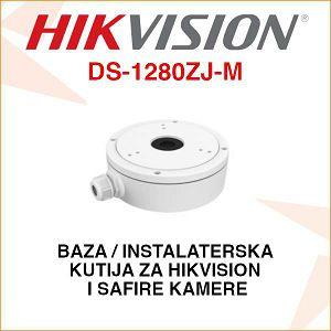 HIKVISION POSTOLJE / BAZA ZA KAMERE DS-1280ZJ-M