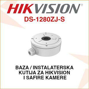 HIKVISION POSTOLJE / BAZA ZA KAMERE DS-1280ZJ-S