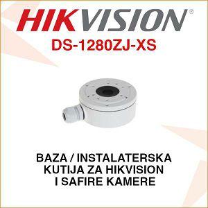 HIKVISION POSTOLJE / BAZA ZA KAMERE DS-1280ZJ-XS
