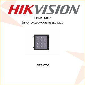 HIKVISION ŠIFRATOR DS-KD-KP