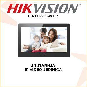 HIKVISION UNUTARNJA PORTAFONSKA JEDINICA DS-KH8520-WTE1