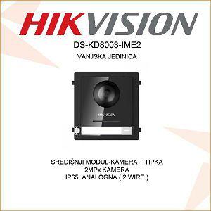 HIKVISION VANJSKA MODULARNA JEDINICA S KAMEROM DS-KD-8003 IME2