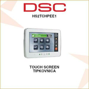 DSC TOUCH SCREEN TIPKOVNICA HS2TCHPEE1