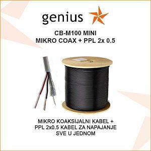 MIKRO KOAKS+ PPL 2X0.5 SVE U JEDNOM