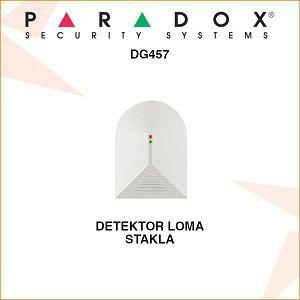 PARADOX DETEKTOR LOMA STAKLA DG457