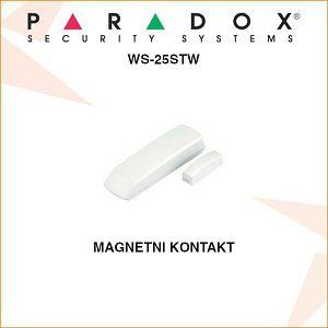 PARADOX MAGNETNI KONTAKT WS-25STW