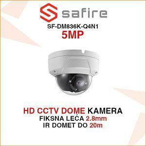 SAFIRE KAMERA 4MP DOME SF-DM836K-Q4N1