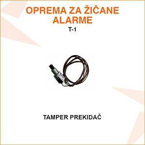 TAMPER PREKIDAČ T-1