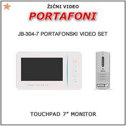 VIDEO PORTAFON SA TOUCHPAD 7