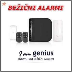 A8- Bežični alarmni sustav sa dojavnikom putem fiksne telefonske linije