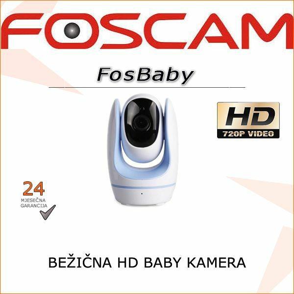 FOSCAM BABY HD KAMERA
